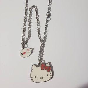Jewelry - Hello Kitty Necklace